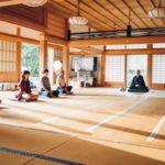 強さを求めて非日常へ足を伸ばす〜龍津寺座禅会