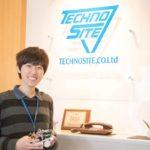 静岡生まれ、静岡育ち、静岡で働く女性プログラマー