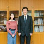 「大学は学びを楽しむところなので」〜静岡英和学院大学学長・柴田敏先生